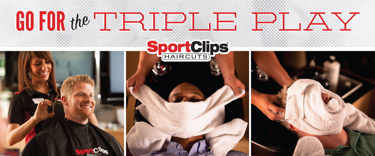 The Sport Clips Haircuts of Raleigh - Falls Village Triple Play